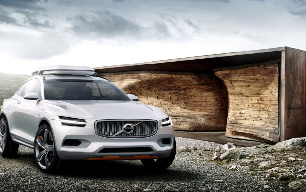 Volvo Concept XC Coupe 2014 (click to view)