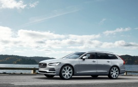 Volvo V90 Estate 2017
