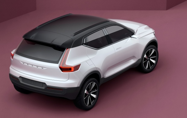 Volvo XC40 2018 (click to view)