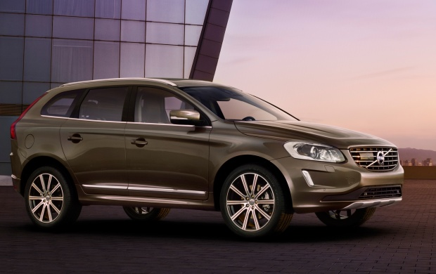Volvo XC60 Front 2014 (click to view)