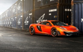 Vorsteiner McLaren MP4-VX Volcano Orange 2014