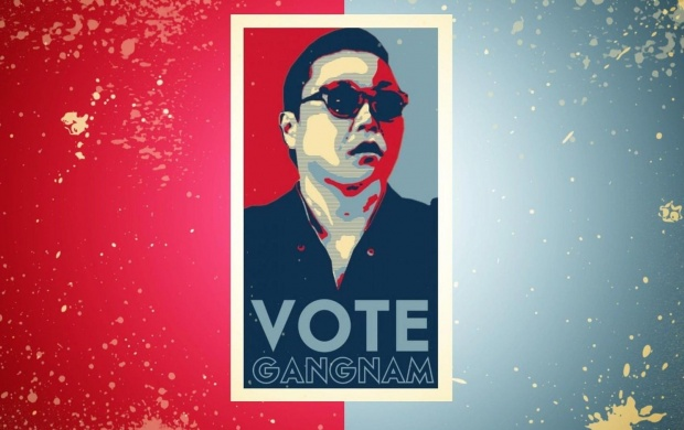 Vote Gangnam Style (click to view)