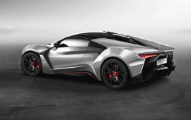 W Motors Fenyr Supersport 2015