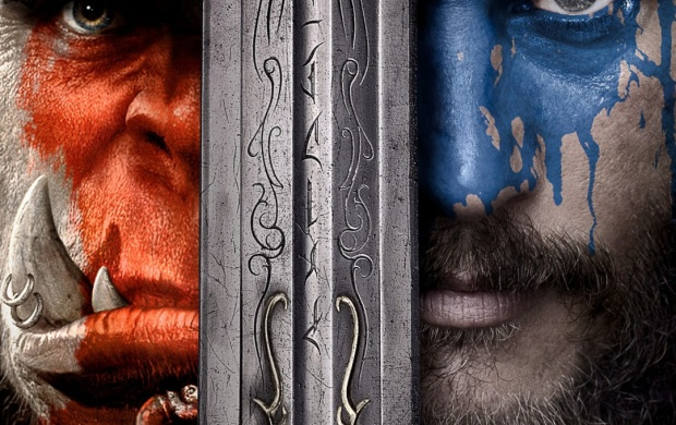 Warcraft Character Poster (click to view)