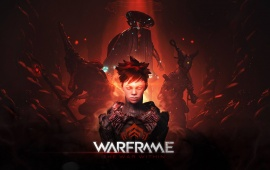 Warframe The War Within Key Art