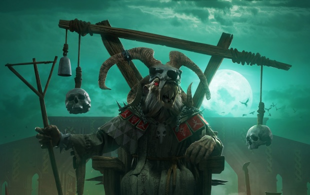 Warhammer End Times Vermintide 2015 (click to view)