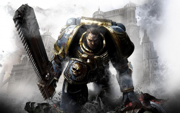 Warhammer Space Marine (click to view)