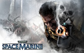 Warhammer Space Marine Game