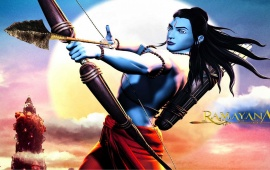 Warrior Lord Ram
