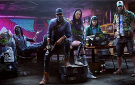 Watch Dogs 2 Hacker Space