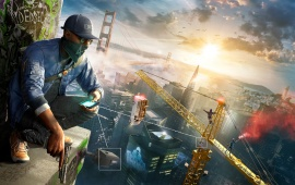 Watch Dogs 2 Key Art