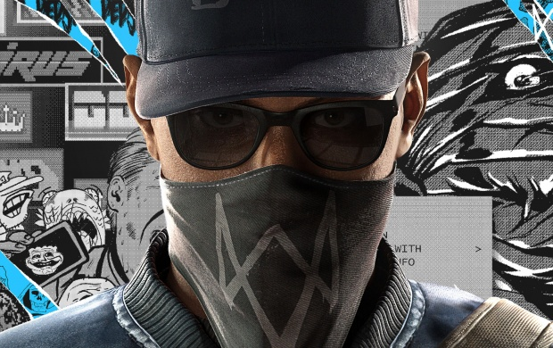 Watch Dogs 2 Marcus Holloway (click to view)