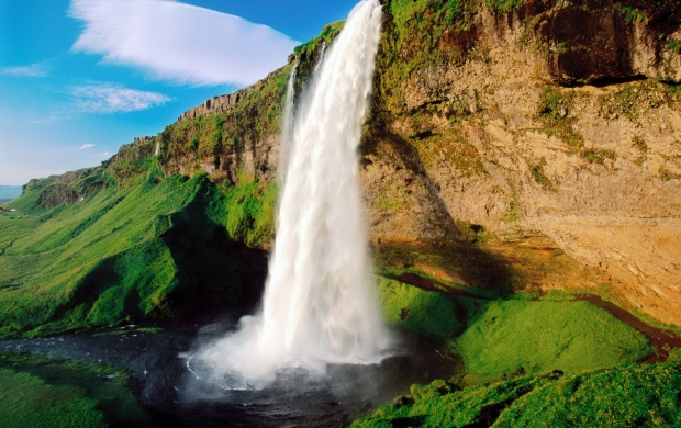 Waterfalls Of Iceland (click to view)