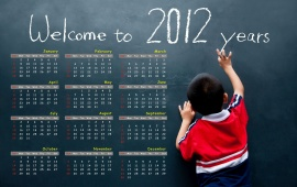 Welcome To 2012 Year