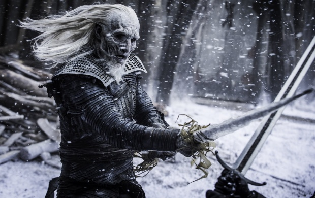 White Walker Game Of Thrones 2016 (click to view)