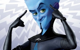 Will Ferrell As Megamind