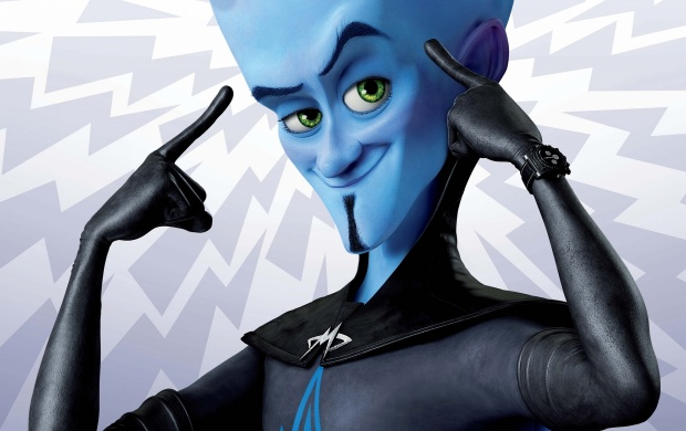 Will Ferrell As Megamind (click to view)