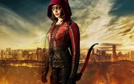 Willa Holland Arrow 2015