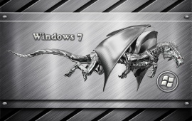 Win 7 Metal Dragon