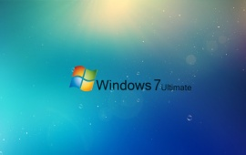 Windows 7 Bubbles