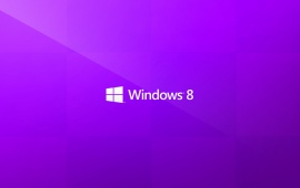 Windows 8 Metro Purple