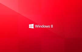 Windows 8 Metro Red