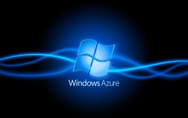 Windows Azure In Black