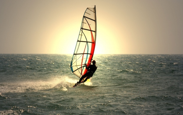 Windsurfing (click to view)