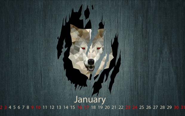 Wolf-Month January 2016 (click to view)