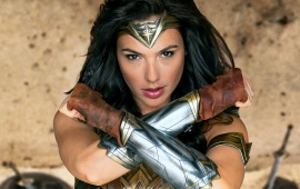 Wonder Woman Gal Gadot As Diana Prince
