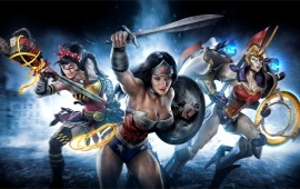 Wonder Woman Infinite Crisis