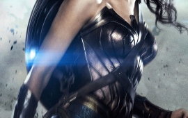 Wonder Woman Look Batman V Superman Dawn Of Justice
