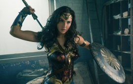 Wonder Woman Movie Stills