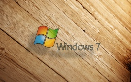 Wood On Windows 7