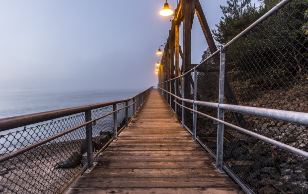 Wooden Pier (click to view)