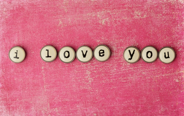 Words Letters I Love You (click to view)