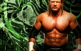 World Champion Triple H