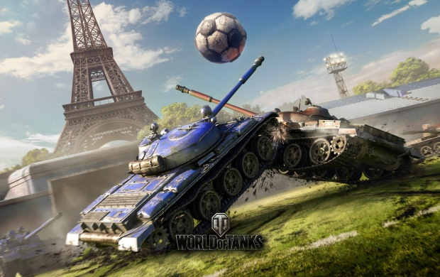 World Of Tanks Football (click to view)