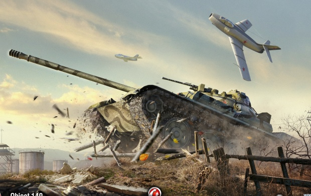 World Of Tanks Game Screenshots (click to view)