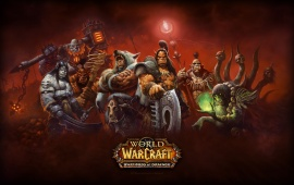 World Of Warcraft: Warlords Of Draenor 2014