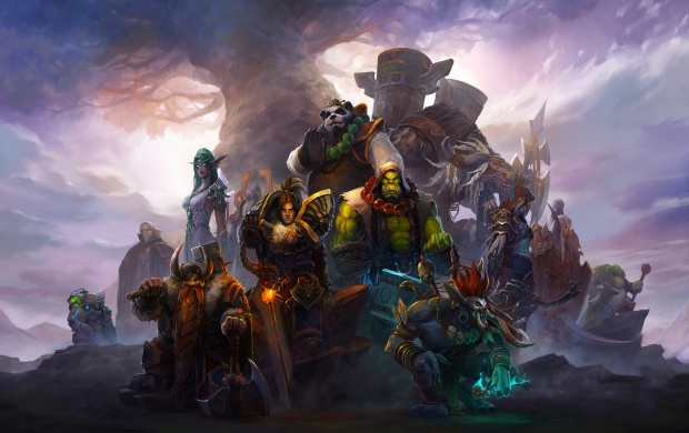 World Of Warcraft Characters (click to view)