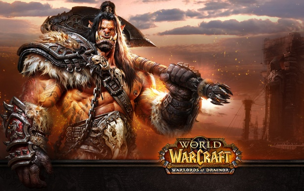 World Of Warcraft Warlords Of Draenor (click to view)