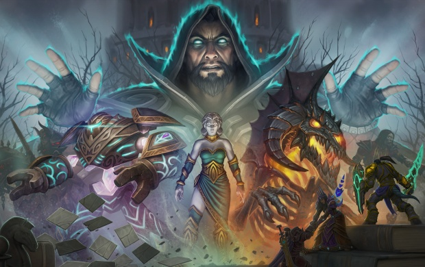 World Of Warcraft's Return To Karazhan (click to view)