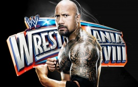 Wrestlemania The Rock