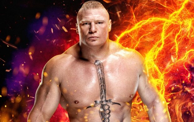 Wwe hd wallpapers free wallpaper downloads wwe hd desktop 128925 views wwe 2k17 brock lesnar voltagebd Images