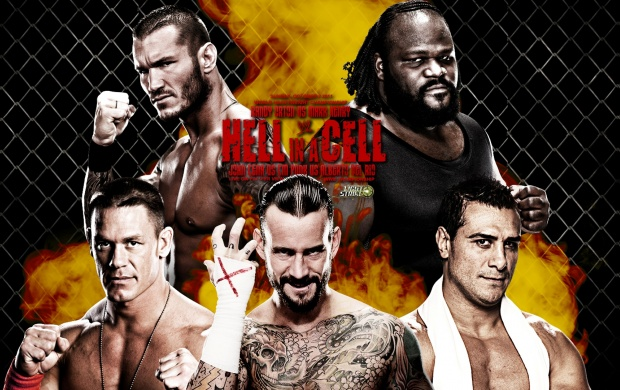 WWE Hell In A Cell (click to view)