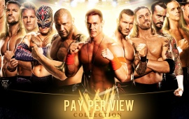 WWE PPV Colllection