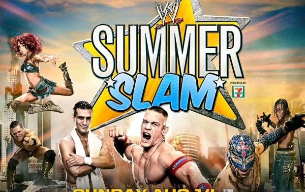 WWE Summerslam 2011 (click to view)