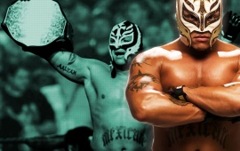 WWE SuperStar Rey Mysterio