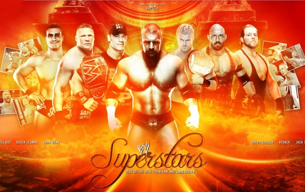 WWE Superstars 2013 (click to view)